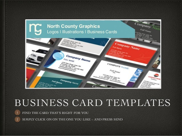 Order business cards online logos illustrations business cards north county graphics 2 colourmoves