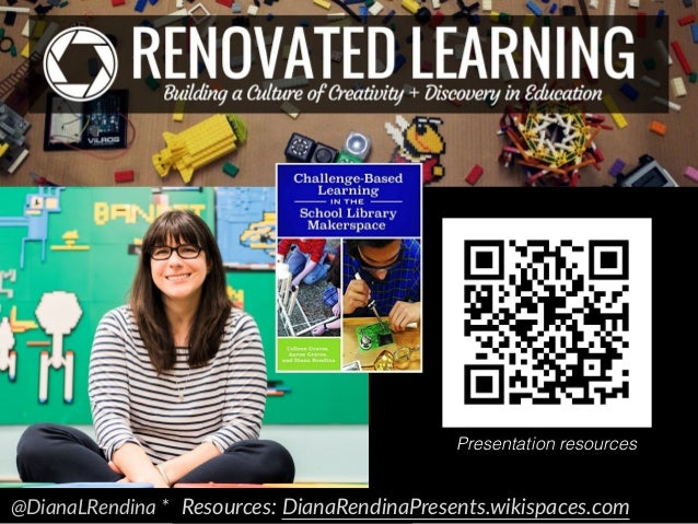 ChallengeBased Learning in the School Library Makerspace