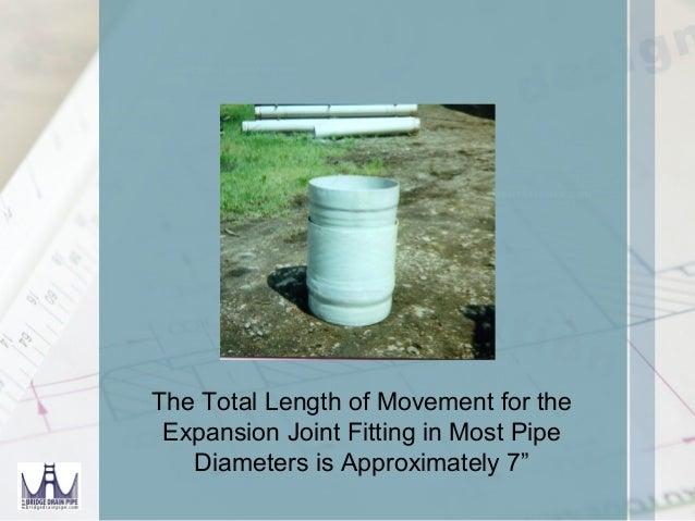 Frp bridge drain pipe systems