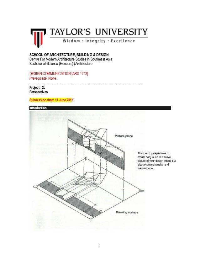 Design Communication Degree Assignment 2c 2015