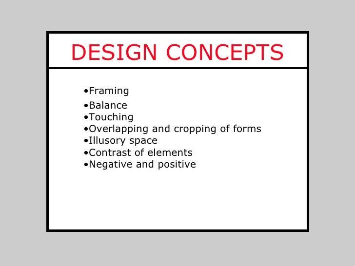 Four Black Squares Design Concepts Slide 2