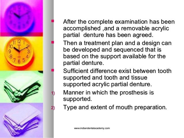  After the complete examination has beenAfter the complete examination has been accomplished ,and a removable acrylicacco...