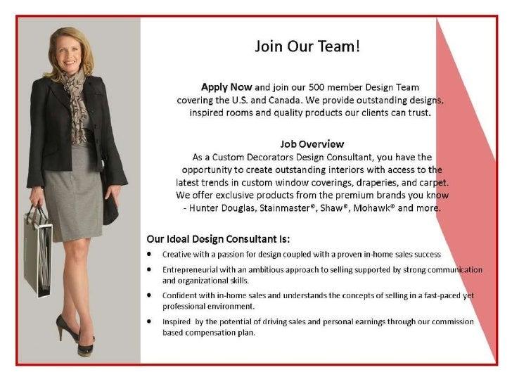 interior design consultant job posting rh slideshare net interior design consultant jobs in dubai interior design consultant jobs houston texas