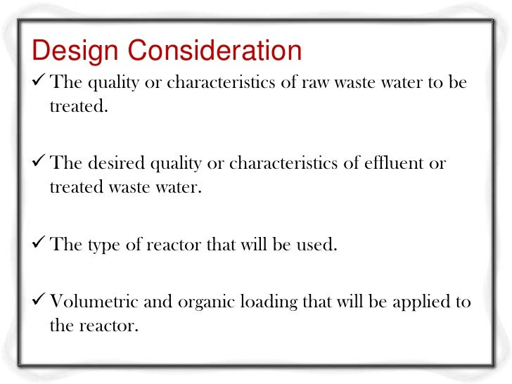 Design stepsThe design computations require the determination of:  Volume or dimensions of the aeration tank  Amount of...