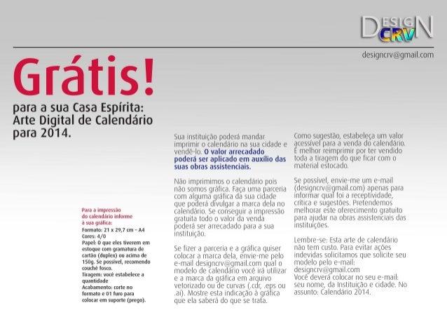 DesignCRV Espirita 2014