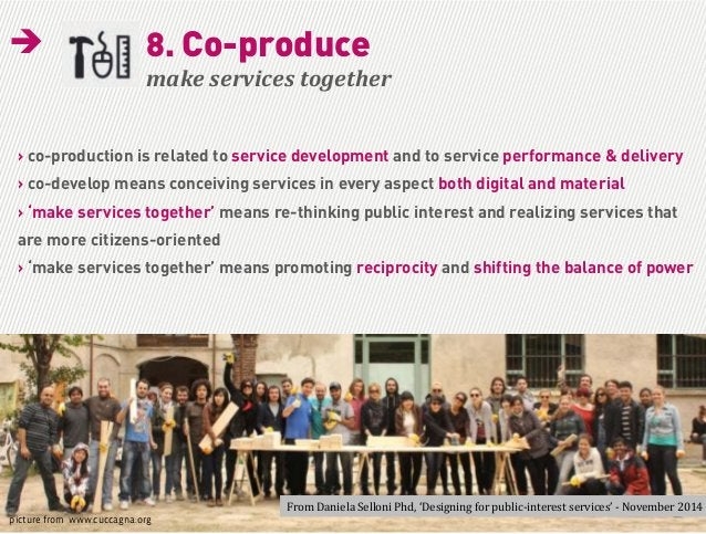 """9. Co-manage ,%S$#%'0)&%.'""""#,'08&%.* ! ! co-manage: simultaneous need for flexibility, transparency and openness ! establi..."""
