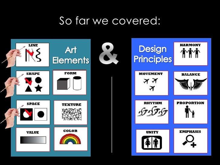 9 Principles Of Design : Art elements and design principles