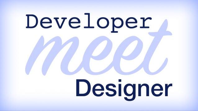 Developer Meet Designer Apple ad image