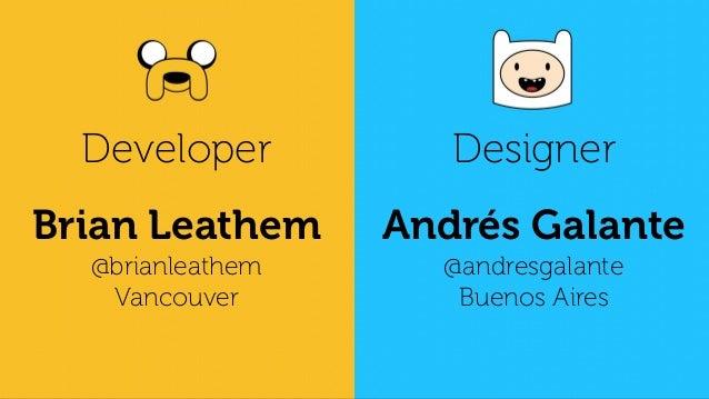 Bridge image Developers Designers
