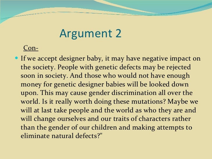 designer babies essay flesh machine cyborgs designer babies and new eugenic designer babies argument essays essay examples