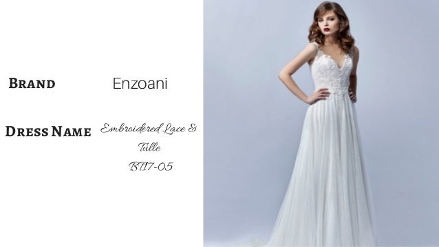 Designer Bridal Gowns by Instyle Bridal