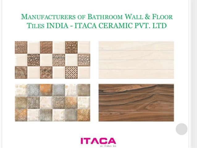 Designer Digital Wall Tiles Manufacturer India - Itaca Ceramic Pvt. L…