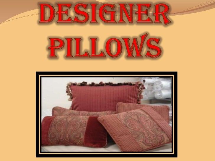 Neckroll Pillow