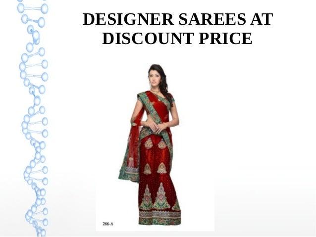 Designer sarees at discount price for Sari furniture designer