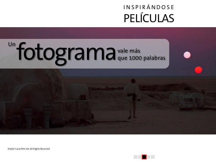 El arte de la presentacion (III): Diseño Slide 3