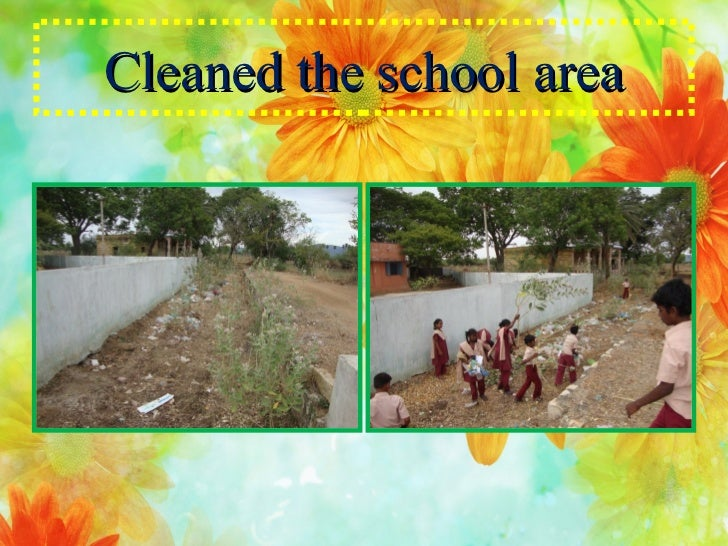 keeping the school campus environtally clean n neat Keeping the school campus environtally clean n neat keeping the same school schedule everything in life is a chain reaction an event happen because of a.