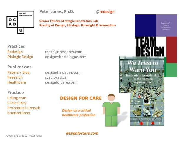 Design for community care Slide 2