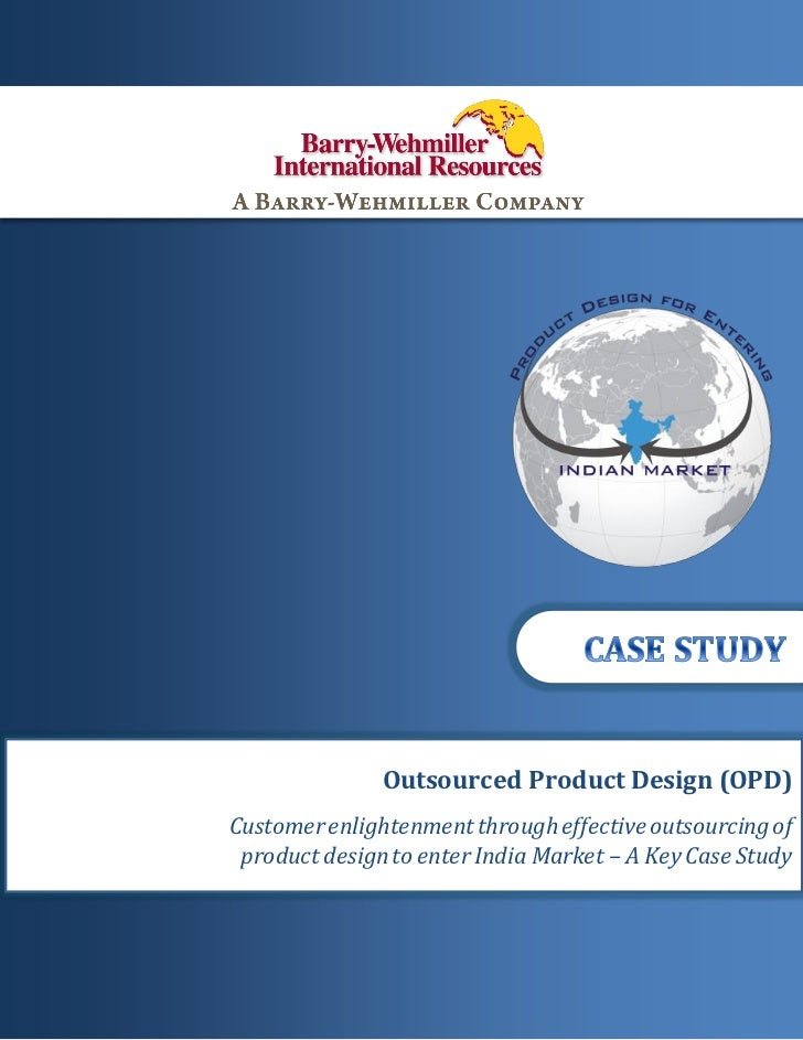 Case study on ventus and business processing outsourcing