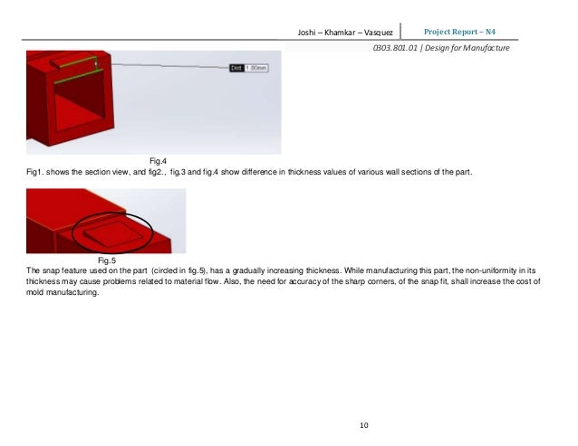 Design For Manufacturing & Assembly Report (Table Lamp)