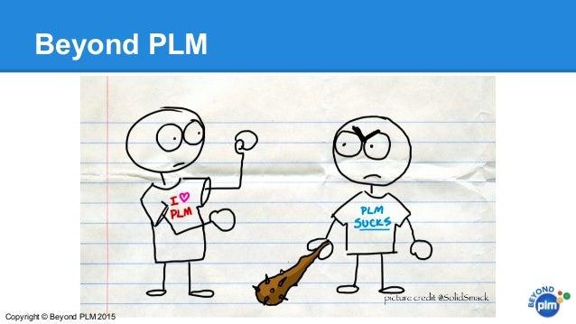 Beyond PLM Copyright © Beyond PLM 2015