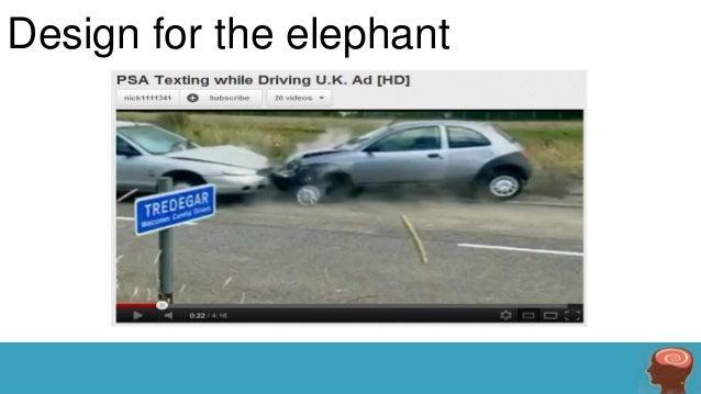Design for the elephant