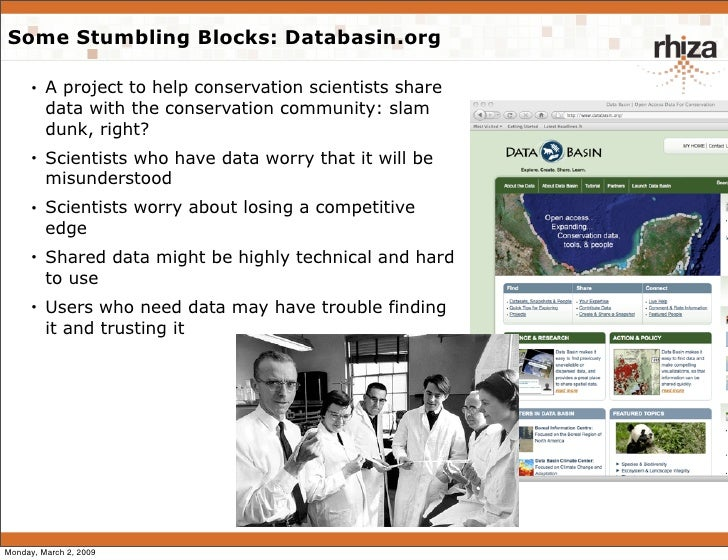 Designing For Transparency Slide 3
