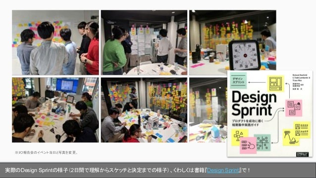 Voice Action Sprintの各フェーズの手法