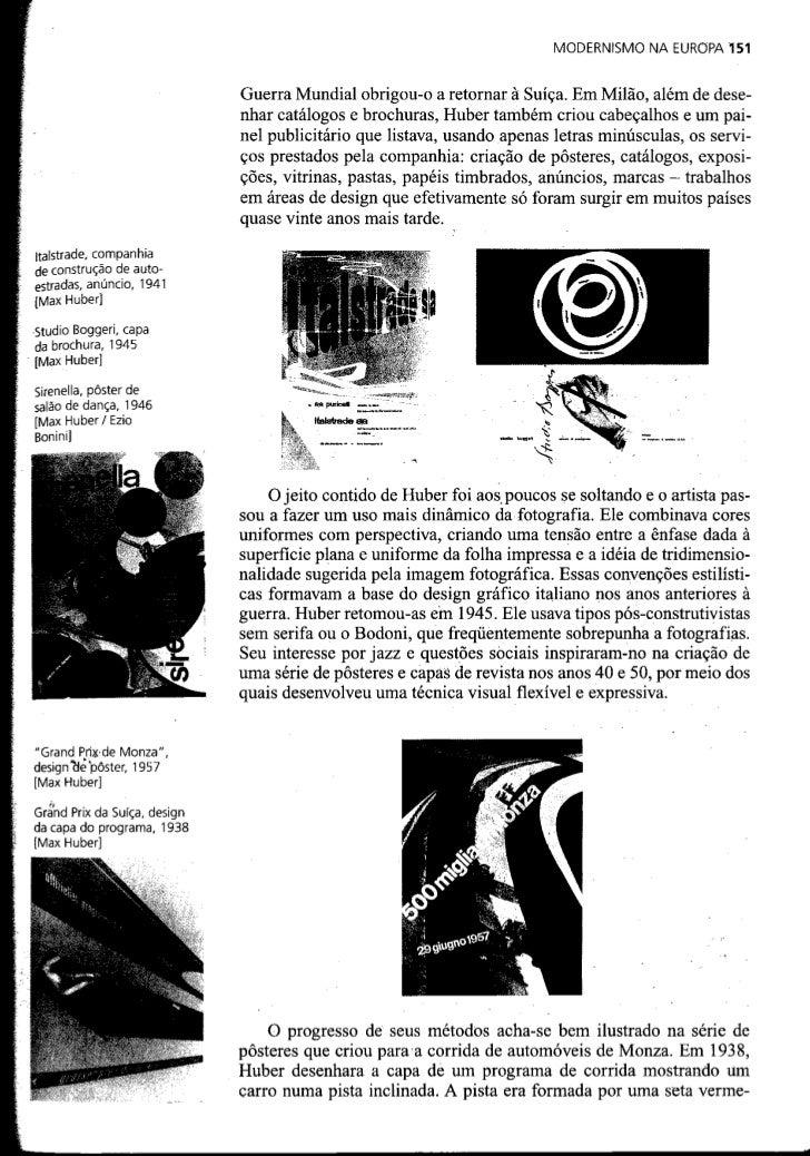 Design Gráfico uma história concisa