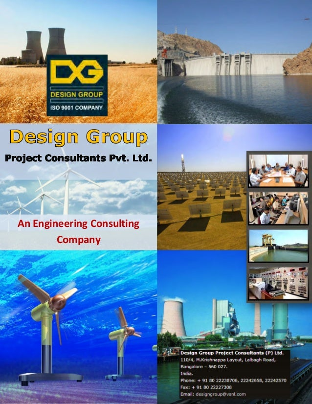 An Engineering Consulting        Company