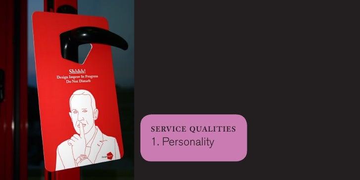 designed qualities2. Group participation
