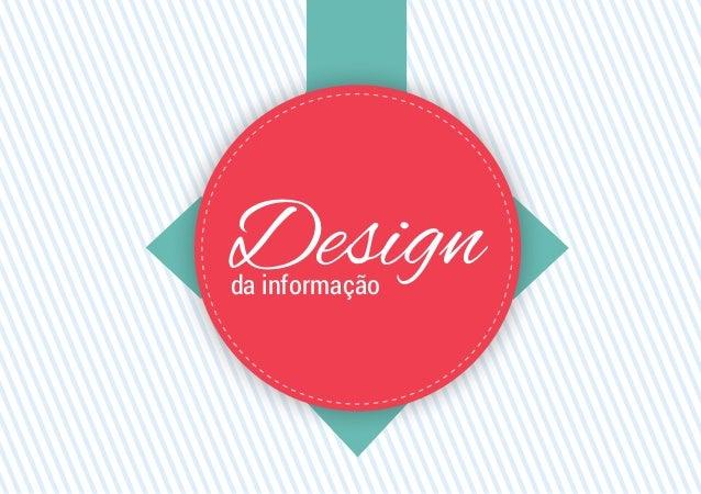da informação Design