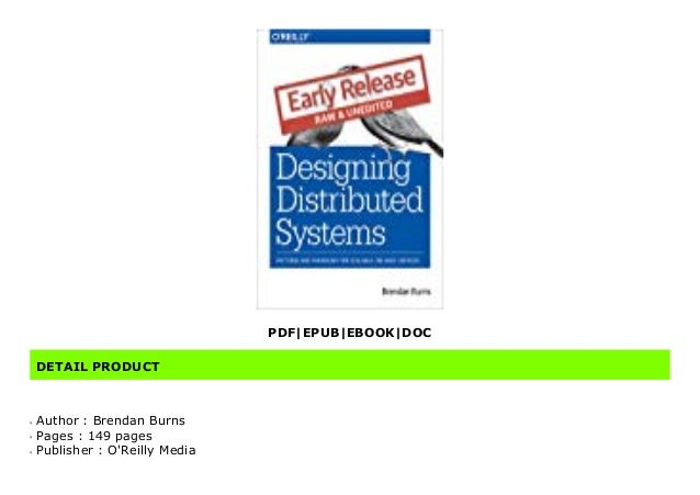 Doc Designing Distributed Systems Patterns And Paradigms For Scala