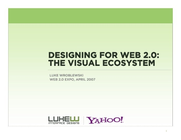 Designing For Web2