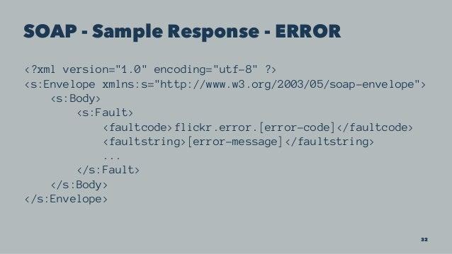 Designing RESTful APIs
