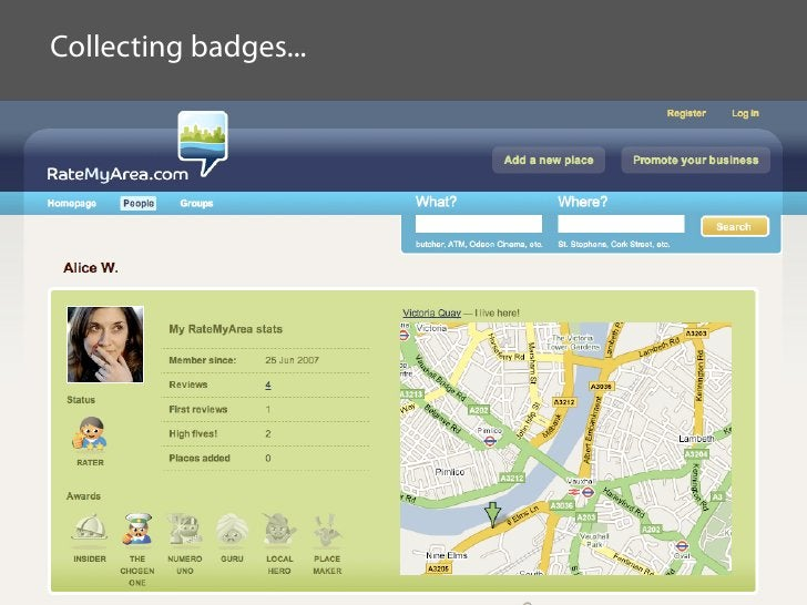 Collecting badges...