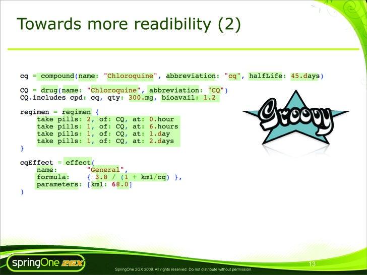 Towards more readibility (2)                                                                                              ...