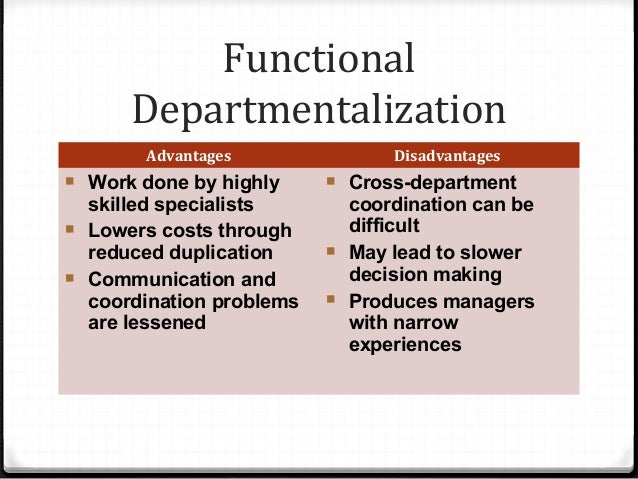 benefits disadvantages of a functional Disadvantages of functional intermediate form what disadvantages does functional intermediate form have compared to ssa which doubles the benefits.