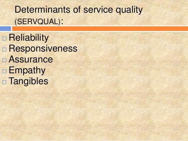 The 5 Service Dimensions All Customers Care About