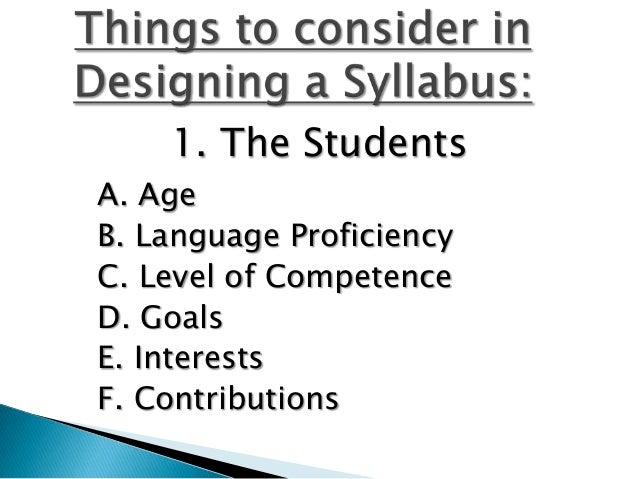 A. Communication Tasks B. Language Skills 3. The Text