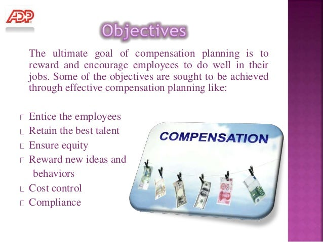 Compensation Salary Structure