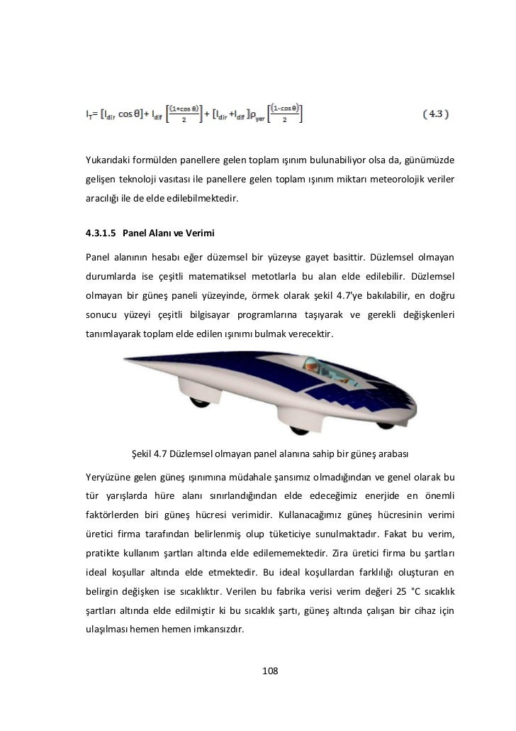 Designing A Smart Solar Car