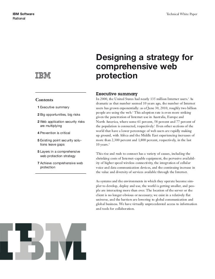 IBM Software                                                                                        Technical White PaperR...