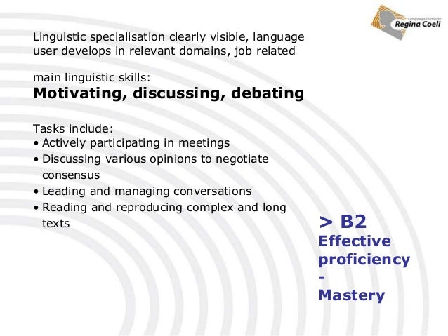 designing a task based curriculum for intensive language