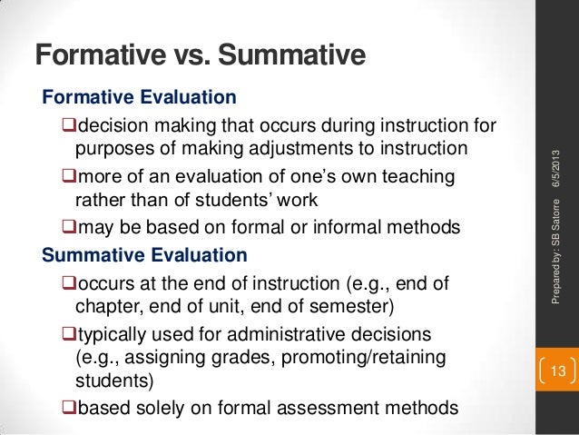 Designing Outcomesbased Education Assessment Tasks – Formal Assessment