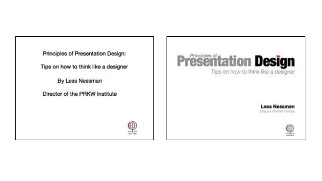 Workshop Graphic Designing - Basics and Principles
