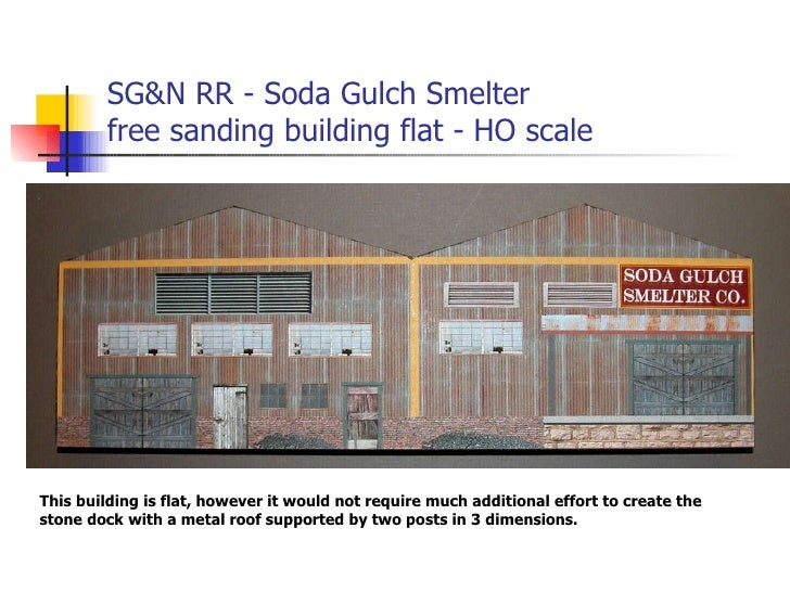 image regarding N Scale Printable Buildings Free known as Building structures upon the laptop