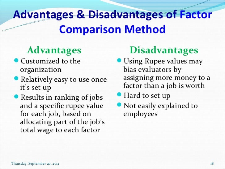 advantages and disadvantages with workers compensation There is no charge for your initial consultation with a katherman, briggs & greenberg  blog   advantages and disadvantages  if a federal workers' compensation.