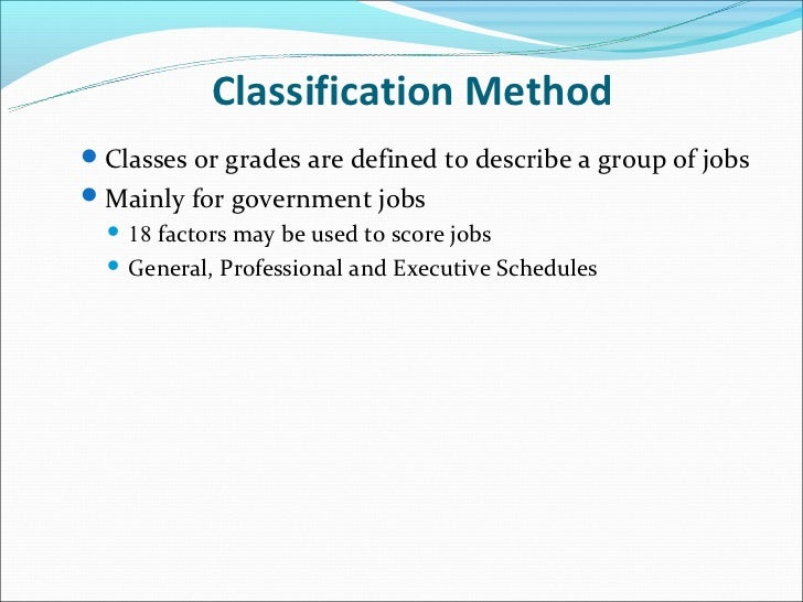 a description of the classification of jobs according to hierarchies or grades The 26 kjo grades (university grades 21 – 30 and non-university grades 1 – 16) are mapped to 20 kgoc job grades thus, multiple kjo grades have to be mapped to a single kgoc job grade kjo treats the following pairs of university and non-university grades as equivalent.