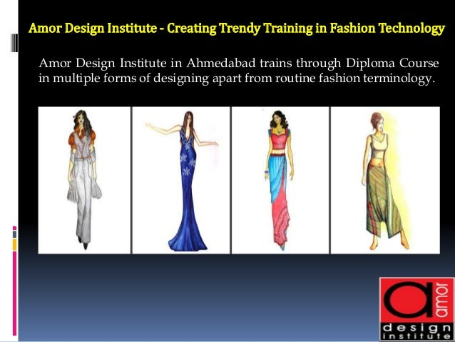 Designing courses for fashion interior jewellery by amor design in