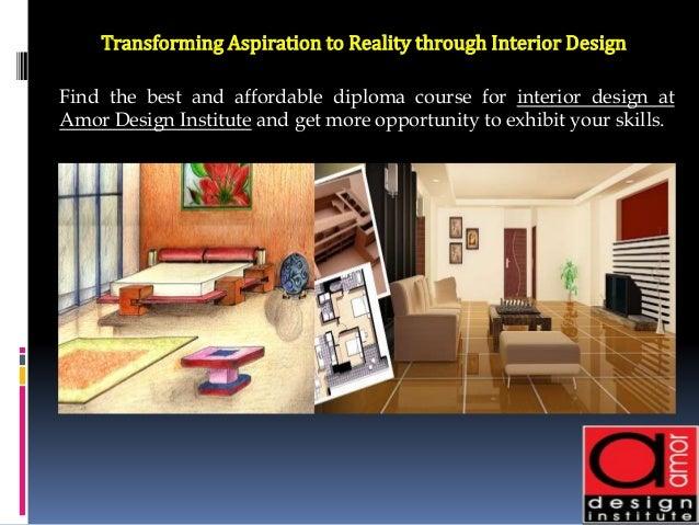 6 Transforming Aspiration To Reality Through Interior Design